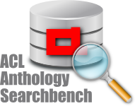 ACL Anthology Bibliographic Data and Tools